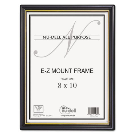 Nu-Dell EZ Mount Document Frame