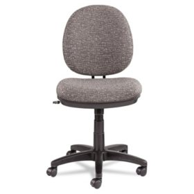 Alera Interval Series Swivel/Tilt Fabric Task Chair, Select Color