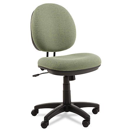 Alera Interval Series Swivel/Tilt Fabric Task Chair, Select Color