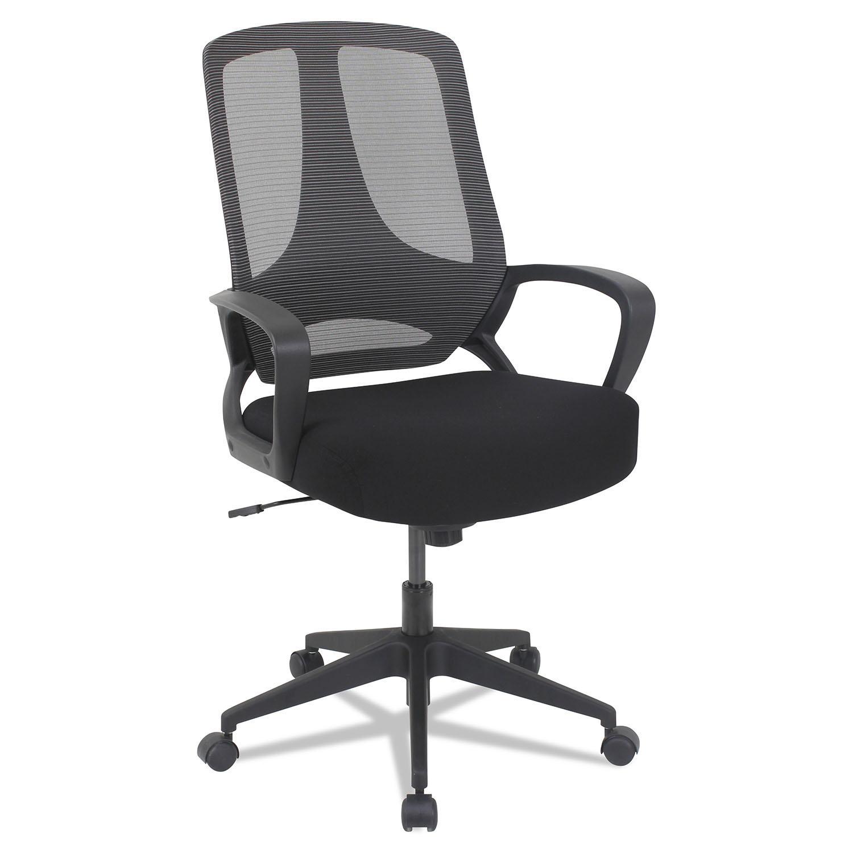 Alera Alera MB Series Mesh Mid-Back Office Chair