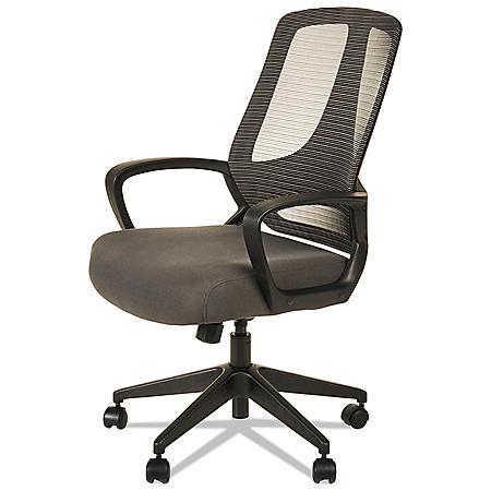 Alera Alera MB Series, Mesh Mid Back Office Chair, Choose A Color