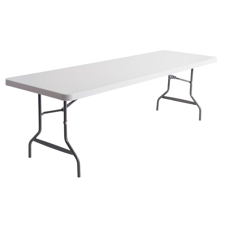 Alera 8′ Resin Folding Table