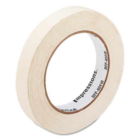 "Office Impressions - Masking Tape, 3/4"" x 60YD - 1 Roll"