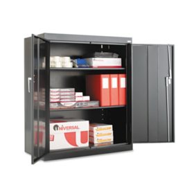 "Alera 42"" High Storage Cabinet with Adjustable Shelves, Select Color"