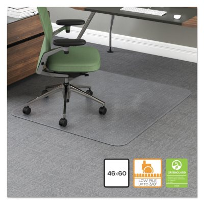 Office Impressions Chair Mat No Lip Clear Sam S Club