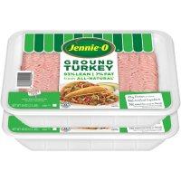 Jennie-O Lean Ground Turkey, 93% Lean (2.5 lb. per tray, 2 trays.)