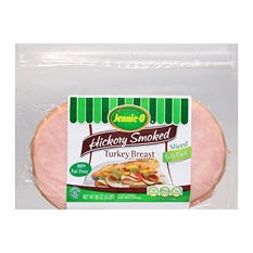 Sliced Hickory Smoked Turkey Breast (5 lbs.)