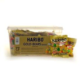Haribo Gold-Bears Mini (0.4 oz., 54 ct.)