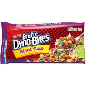 Malt-O-Meal Fruity Dyno-Bites Cereal (42 oz. bag)