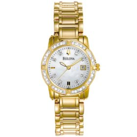 Bulova Women's 98R135 Diamond Watch