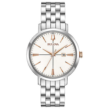 Bulova Women's Classic Aerojet Stainless Steel Watch