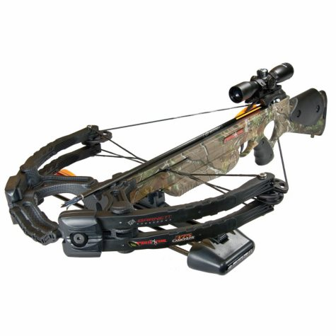 Barnett Predator 375 CRT with 3X32 Scope