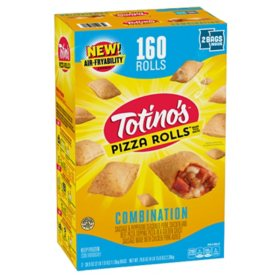 Totino's Combination Pizza Rolls, Frozen (160 ct.)