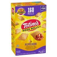 Totino's Pepperoni Pizza Rolls, Frozen (160 ct.)