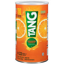 Tang Orange Drink Mix (72oz)