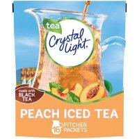 Crystal Light Peach Iced Tea Powdered Drink Mix (4.55 oz.)