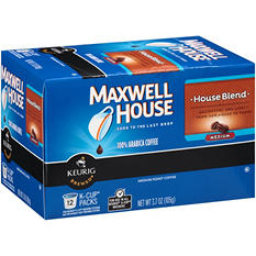 Maxwell House Coffee K-Cup Packs, House Blend  (12 ct. k-cups)