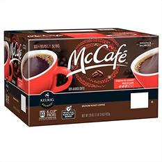 McCafe Premium Roast Coffee (84 K-Cups)