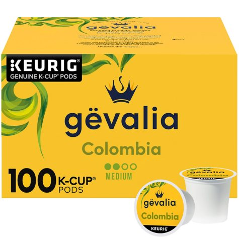 Gevalia Columbian Coffee (100 K-Cups)
