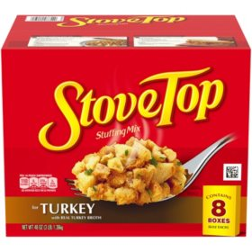 Stove Top Turkey Stuffing Mix (6 oz., 8 pk.)