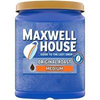 Maxwell House Original Roast Ground Coffee (48 oz.)