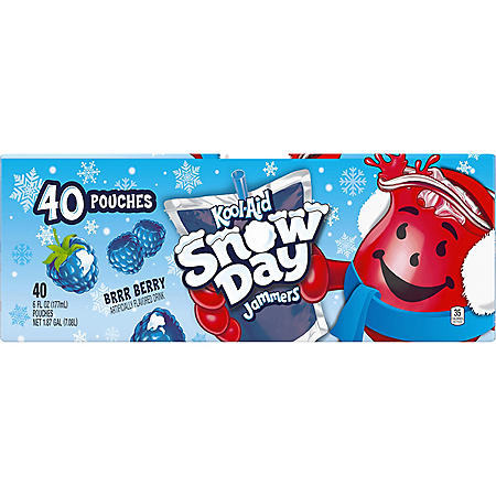 Kool-Aid Jammers Snow Day (6oz / 40pk)