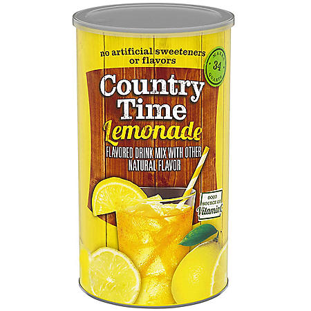 Country Time Lemonade Mix (82.5oz)