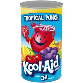 Kool-Aid Tropical Punch Juice Mix (82.5oz)