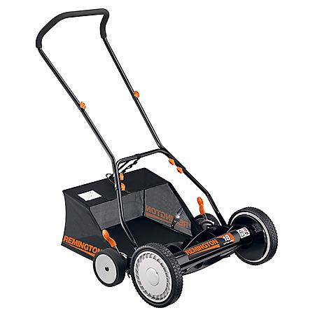 """Remington 18"""" Reel Lawn Mower"""