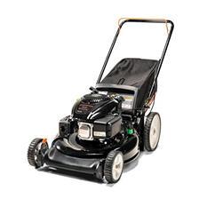 "Remington 21"" 3-in-1 Gas Push Lawn Mower"