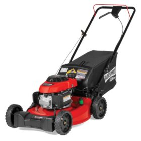 Black Max Rear-Wheel Drive Self-Propelled Gas Mower
