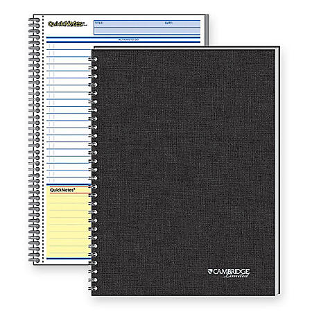 Mead QuickNotes 1-Subject Notebook