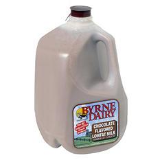 Byrne Dairy Lowfat Chocolate Milk  (1 gal.)
