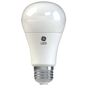 GE Daylight LED 60W Equivalent General Purpose A19 Light Bulbs (12-Pack)