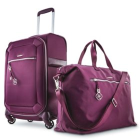 Samsonite Magnifique Journee 2-Piece Softside Luggage Set