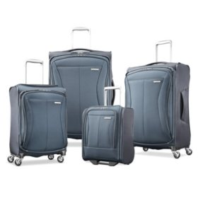 Samsonite Eco-Flex 4-Piece Softside Spinner Set
