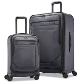 Samsonite Quantum Max Softside 2-Piece Spinner Set