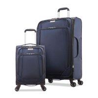 Samsonite Serene LTE Softside Spinner Luggage 2-Piece Set (Assorted Colors)