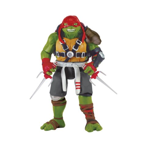 "Teenage Mutant Ninja Turtles Movie 2, 11"" Figure Raphael"