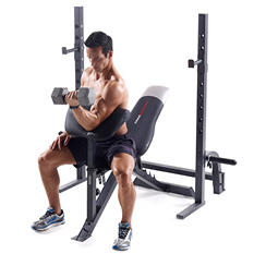 Weider® Pro 395 Olympic Bench