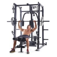 Deals on Weider Pro 8500 Smith Cage