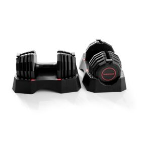 Weider Adjustable 50lb Dumbbells
