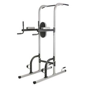 ProForm XR 10.9 Power Tower with Push-Up, Pull-Up & Dip Stations