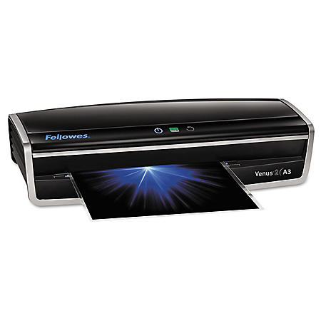"Fellowes - Venus 2 125 Laminator -  12"" Wide x 10mil Max Thickness"