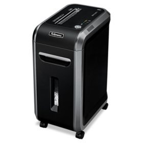 Fellowes - Powershred 99Ci 100% Jam Proof Heavy-Duty Cross-Cut Shredder -  18 Sheet Capacity