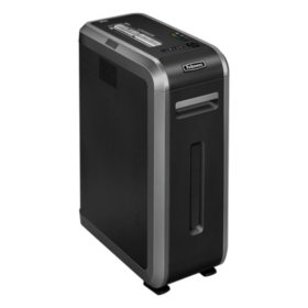 Fellowes - Powershred 125Ci 100% Jam Proof Heavy-Duty Cross-Cut Shredder -  18 Sheet Capacity