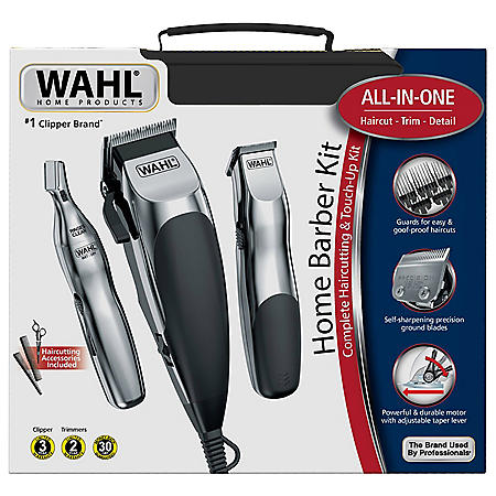 Wahl All-in-One 29-Piece Home Barber Kit