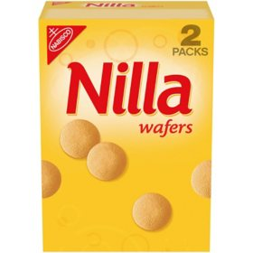 Nilla Wafers Vanilla Wafer Cookies (30 oz.)