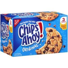 Chips Ahoy Cookies (18.2 oz., 3 pk.)