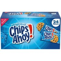 CHIPS AHOY! Chocolate Chip Cookies, Snack Packs (24 pk.)